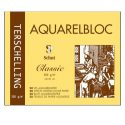 Schut Terschelling Classic Aquarelblok 300gram 20vel - 10,5x14,8cm postcard