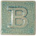 Botz kwastglazuur aardewerk 800ml - 9352 Craquele turkis