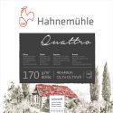 Hahnemuhl Quattro Tekenblok 170gram 50vel - 40x40cm