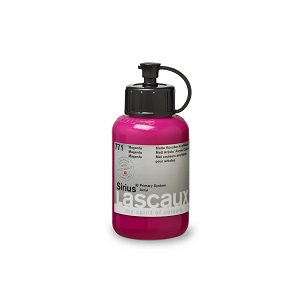 Lascaux Sirius Primary System acrylverf 250ml - 771 Magenta