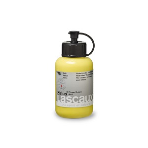 Lascaux Sirius Primary System acrylverf 250ml - 775 Yellow