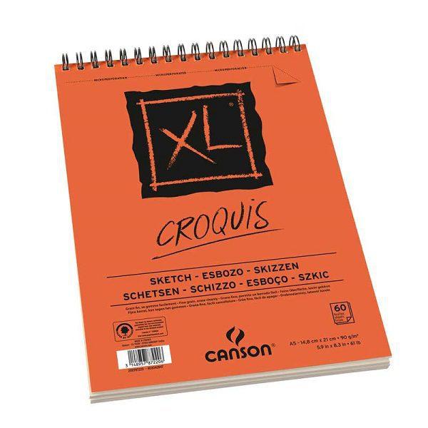 Canson Croquis XL schetsalbum 90gram