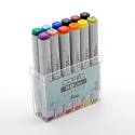Copic marker - SET 12 Basic kleuren
