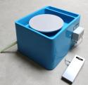 elektrische draaischijf tafelmodel