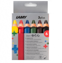 lamy 3 plus set 6