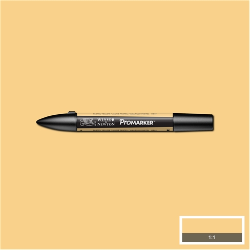W&N Promarker - Pastel Yellow O949