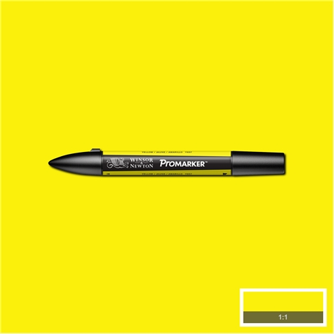 W&N Promarker - Yellow Y657