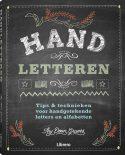boek hand letteren