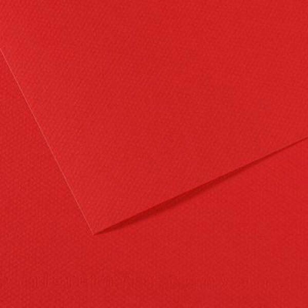 Passepartout karton 60x80cm – 505 Helsteenrood