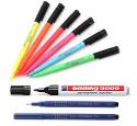 Schoolmaterialen - Viltstiften en fineliners