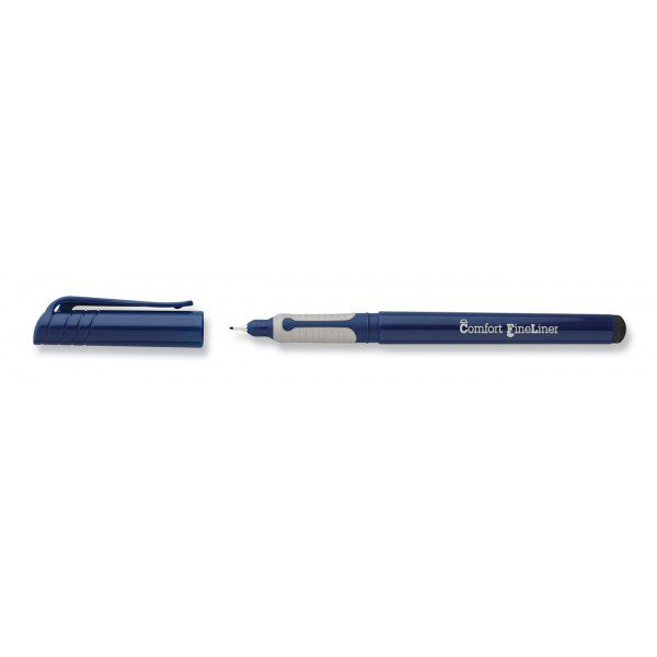 Koh I Noor Office Fineliner metal - 0,3mm zwart