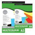 DR Simply Multicolour papier 120gram 21vel - Blok A4
