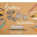 Creatieve Tekentechnieken workshop - Julia Woning