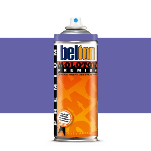 Molotow Belton Premium Artist Spraypaint 400ml - 077 Viola
