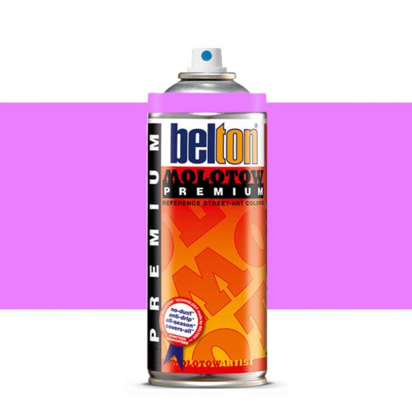 Molotow Belton Premium Artist Spraypaint 400ml - 234 Neon Pink