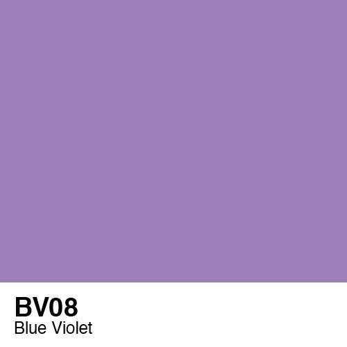 Copic marker - BV08 Blue Violet