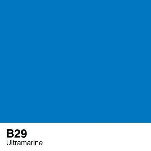 Copic marker - B29 Ultramarine