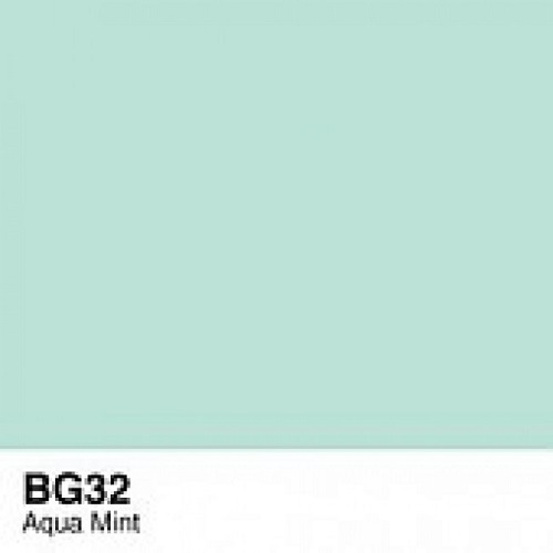 Copic marker - BG32 Aqua Mint
