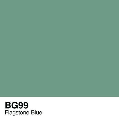 Copic marker - BG99 Flagstone Blue