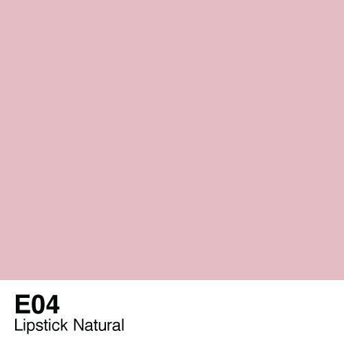 Copic marker - E04 Lipstick Natural