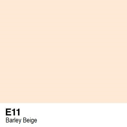 Copic marker - E11 Barley Beige