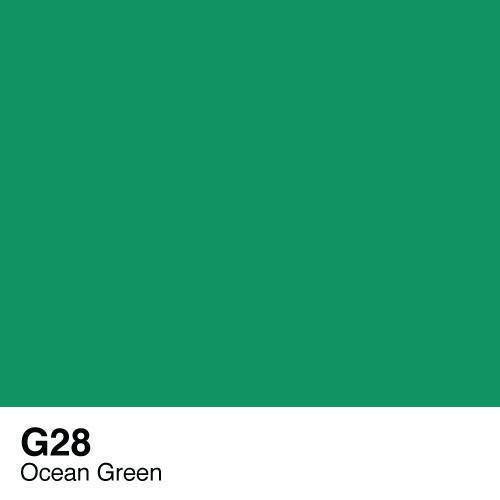 Copic marker - G28 Ocean Green