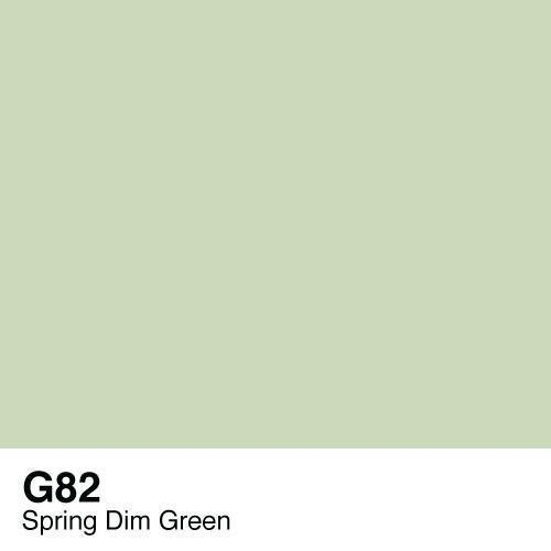 Copic marker - G82 Spring Dim Green