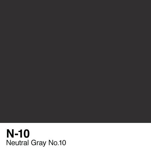 Copic marker - N10 Neutral Gray no.10