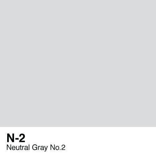 Copic marker - N2 Neutral Gray no.2