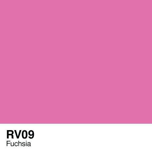 Copic marker - RV09 Fuchsia