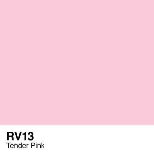 Copic marker - RV13 Tender Pink