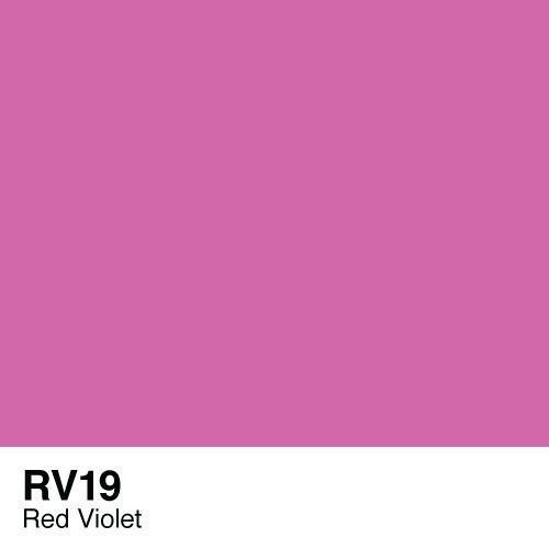 Copic marker - RV19 Red Violet