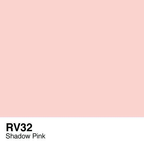Copic marker - RV32 Shadow Pink