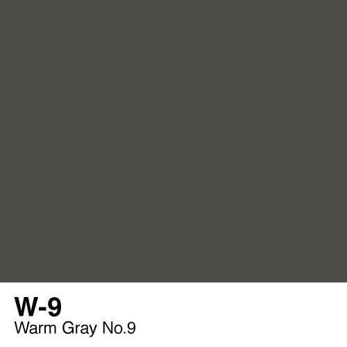Copic marker - W9 Warm Gray no.9