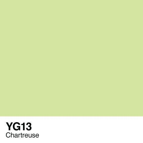 Copic marker - YG13 Chartreuse