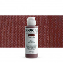 Golden Fluid Acrylics 119ml - 2405 Violet Oxide (s1)