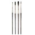 Penselen SET 4x CoolCraft Synthetisch - CG-09
