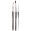 Penselen SET 5x CoolCraft Synthetisch - CG-10