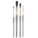 Penselen SET 4x CoolCraft Synthetisch - CG-11